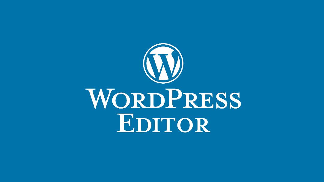 Cómo usar el editor Gutenberg