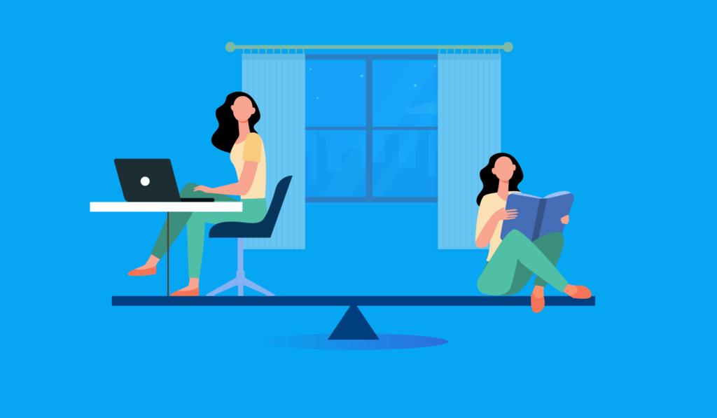 Equilibrio Entre La Vida Laboral Y Personal: Separar El Trabajo De La Vida Cuando Se Trabaja Desde Casa