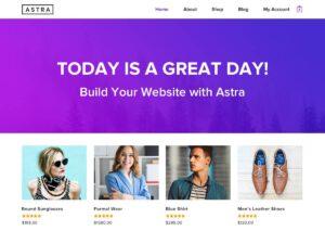 Astra se convierte en el único tema de WordPress no predeterminado con 1 millón de instalaciones