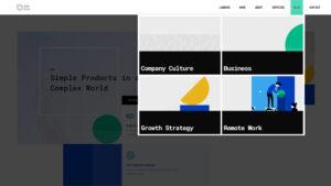 Cómo mostrar visualmente las categorías de entradas de blog en tu encabezado Divi