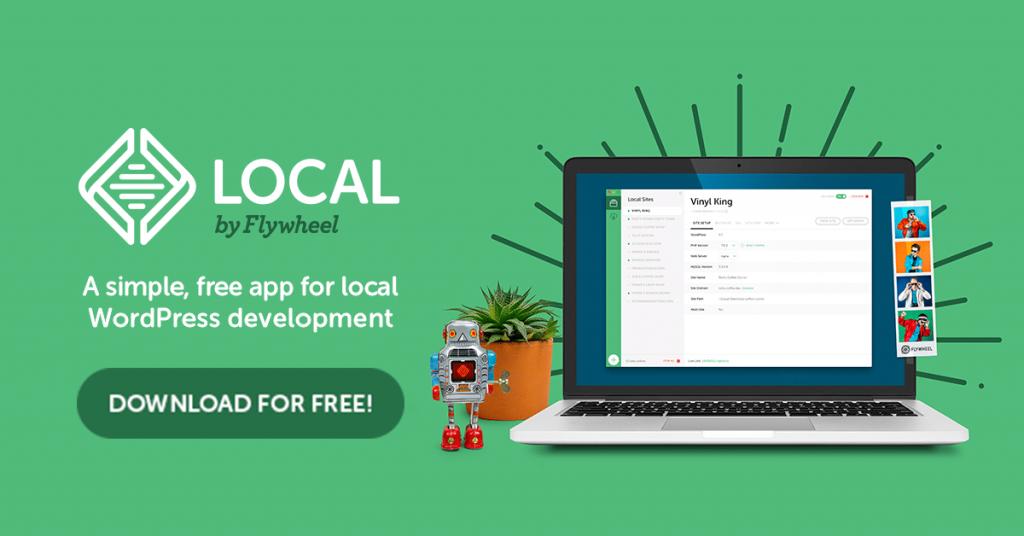 Usando Local como tu entorno de desarrollo WordPress
